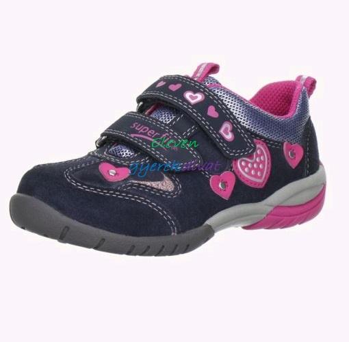 Superfit Sport3 Lány Cipő