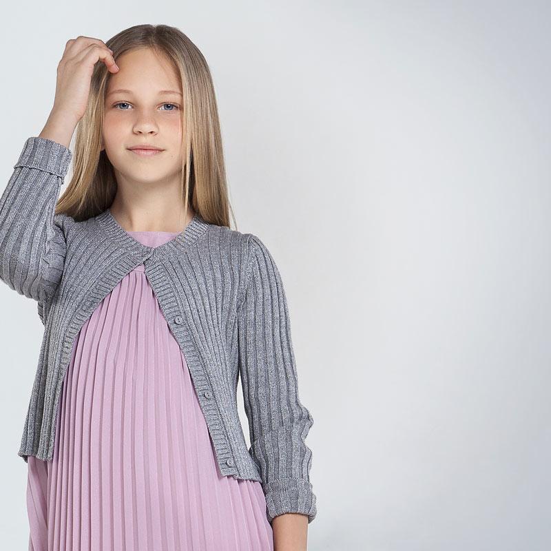 Mayoral Junior Lány Kötött Kardigán