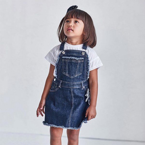 Mayoral Mini Lány Farmerszoknya